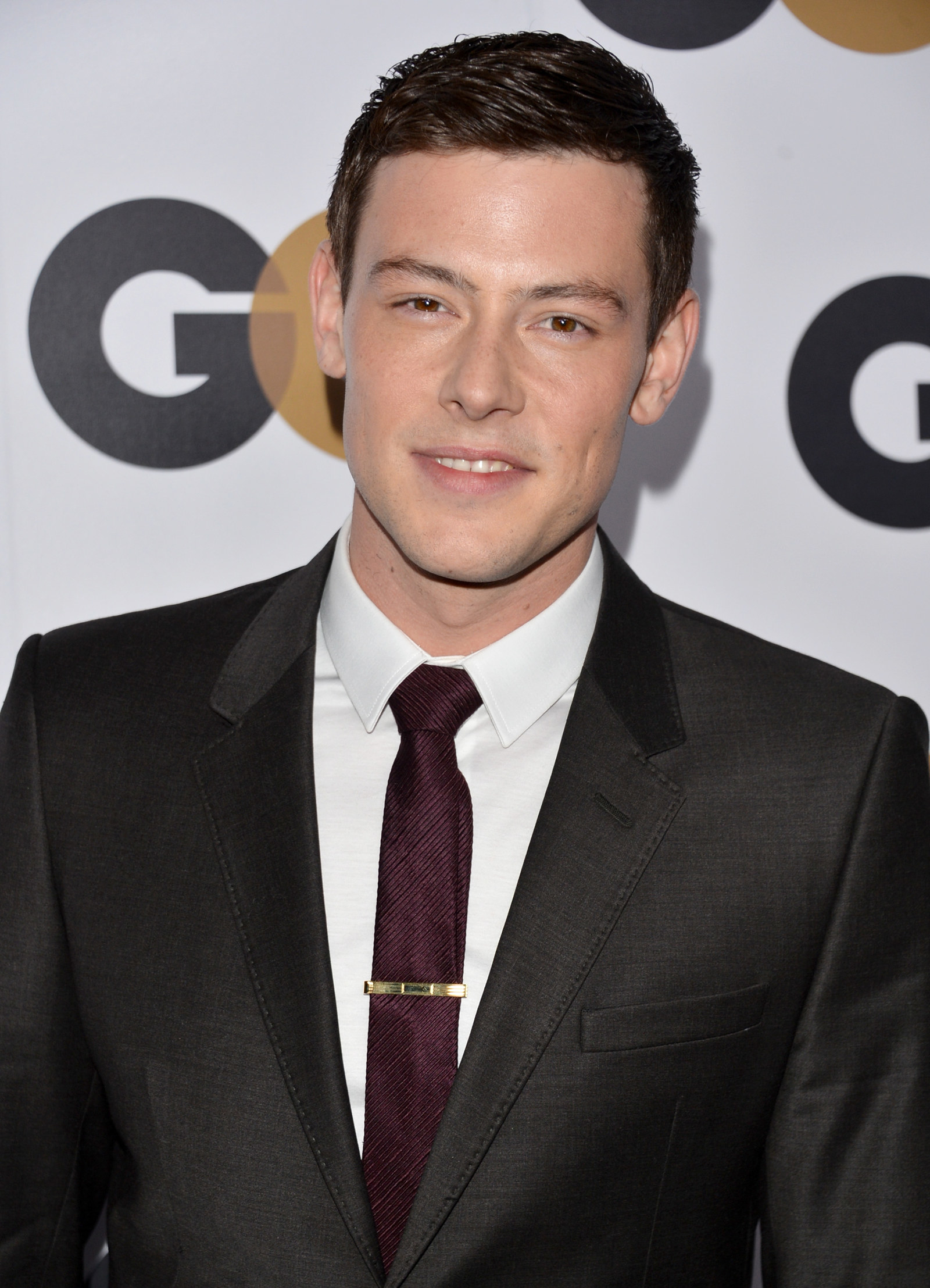 Also,  Glee  star Cory Monteith appeared in the same episode as Alden.