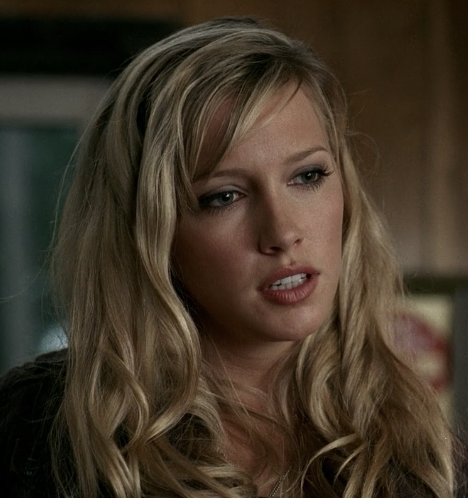Before  Gossip Girl  and  Arrow , Katie Cassidy played Ruby, a demon who wanted to help free Lucifer. -  The character was later played by Genevieve Padalecki, Jared Padalecki's wife IRL.