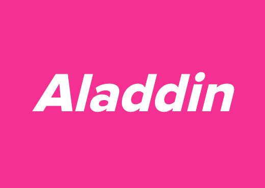 <i>Aladdin</i>