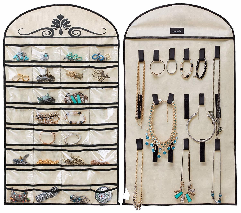 The jewelry hanger