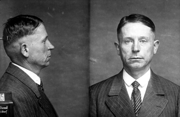 """Peter Kurten was a German serial killer known as """"The Vampire of Dusseldorf."""" Kurten had an odd, erotic fixation with blood. Right before his execution, when speaking about hearing the blood coming out of his neck, he said """"that would be the pleasure to end all pleasures.""""—emmaw20"""