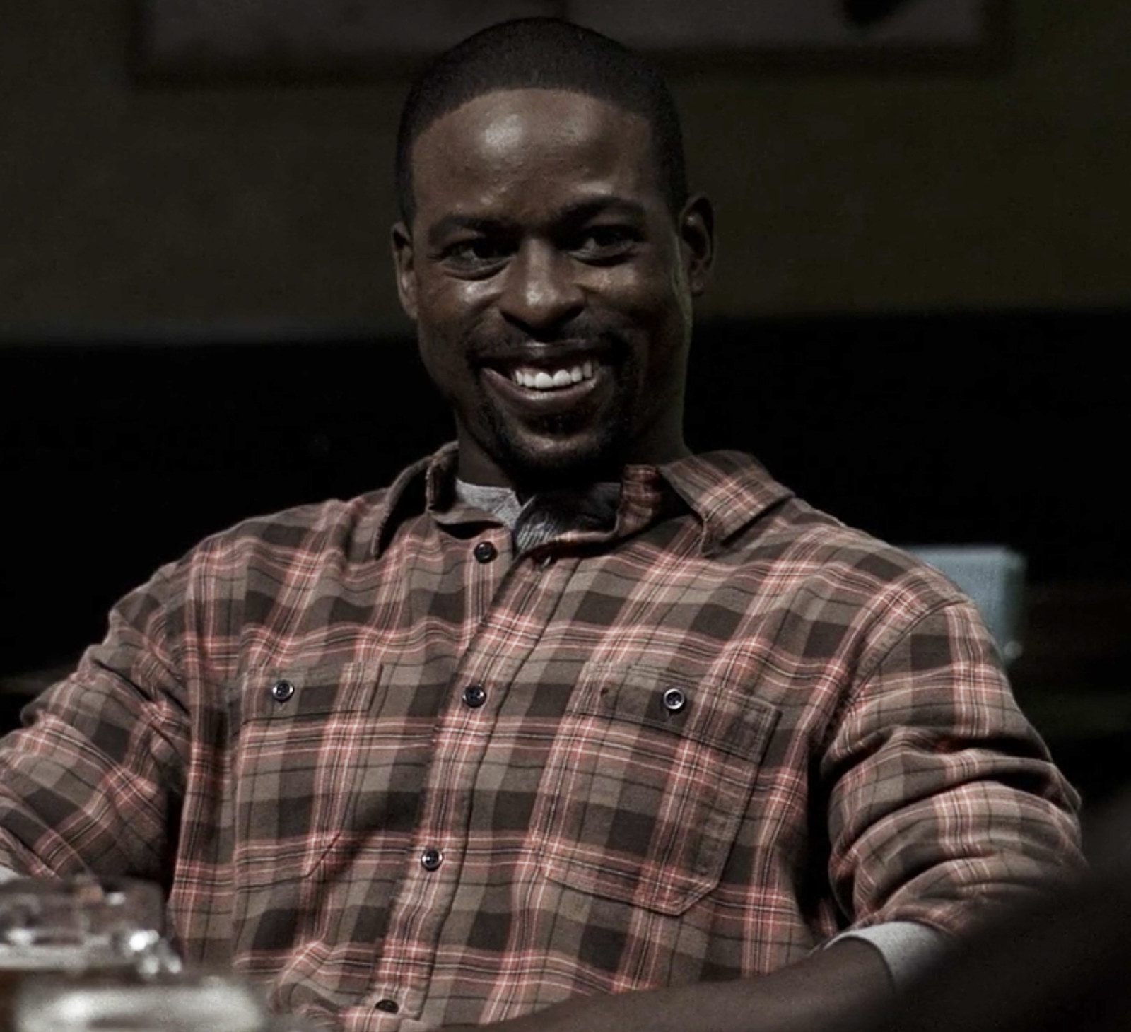 Before playing Randall Pearson on  This Is Us , Sterling K. Brown appeared in several episodes of  Supernatural  as vampire hunter Gordon Walker.