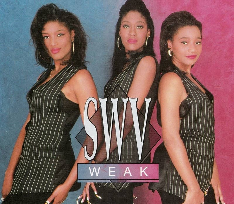 Date released: 1992Throwback level: 🕰🕰🕰🕰🕰/5Why it's dope: This joint right here all black girls were born knowing the lyrics to. You know I'm right and you're gonna try hard to fight it, but there's no way you can deny it. This song is so sweet it knocks you off your feet.