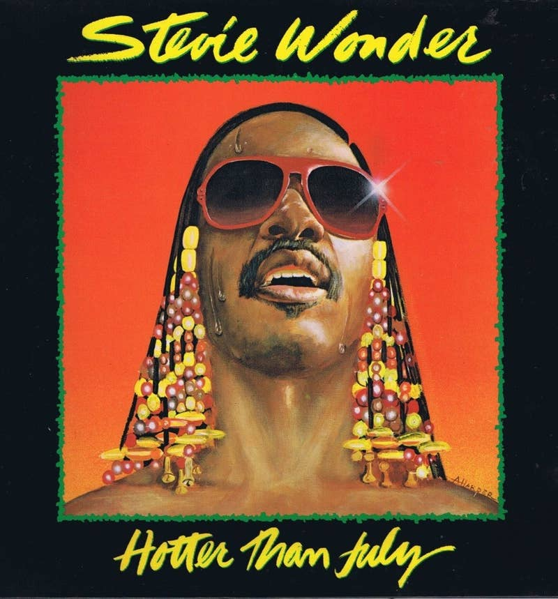 Date released: 1980Throwback level: 🕰🕰🕰🕰/5Why it's dope: Everyone needs to hear an upbeat love song from time to time and obviously Stevie Wonder has definitely got you covered. The fact that he sings (so beautifully I might add) about how he can't stop thinking about his boo is old school jam-worthy and you know it.