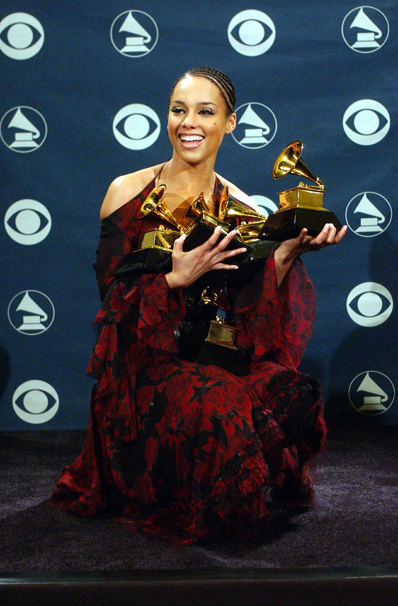She beat out India Arie, Nelly Furtado, David Gray and Linkin Park.