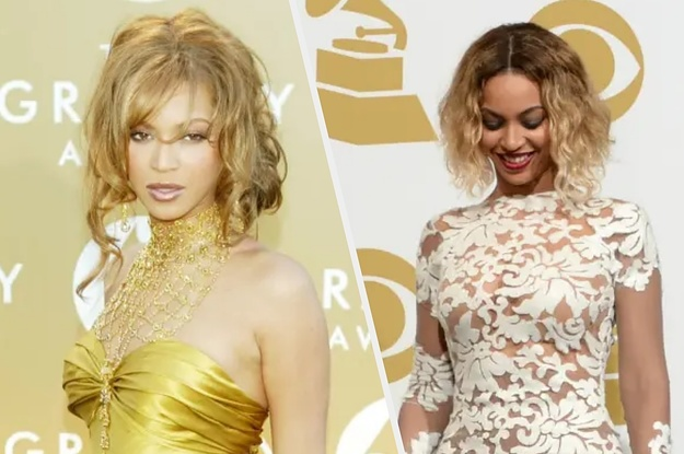 Everything Beyoncé Has Ever Worn To The Grammys