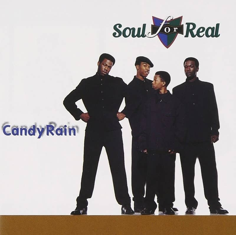 Date released: 1994Throwback level: 🕰🕰🕰🕰🕰/5Why it's dope: We love a '90s jam and well, Soul For Real truly did do that. I sure do dream of candy-covered raindrops when I'm thinking of my crush, how did you know? And I know all of you know the dance that went with it. Iconic music video we'll always be thinking of.