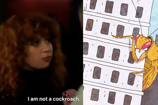"People Are So Here For The Way Natasha Lyonne Pronounces ""Cockroach"" On Russian Doll"