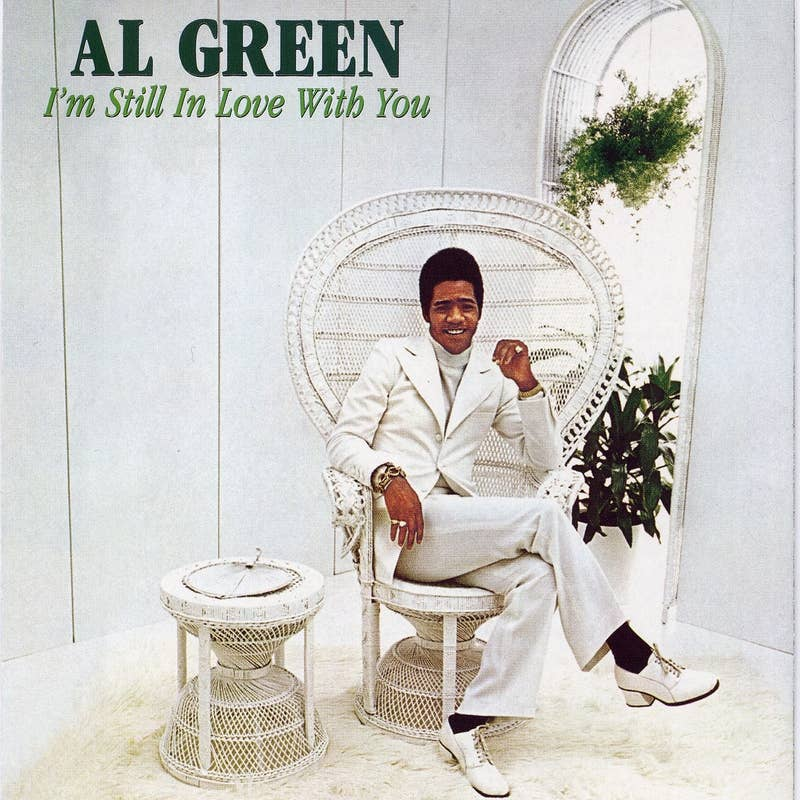 Date released: 1972Throwback level: 🕰🕰🕰🕰/5Why it's dope: Ok, now you know damn well the classic goes OFF and for good reason. With Al Green's smoky, raspy falsetto and the backing guitar riff, it just makes every black person within the immediate vicinity joyful AF. It's featured in every damn black movie for that reason.