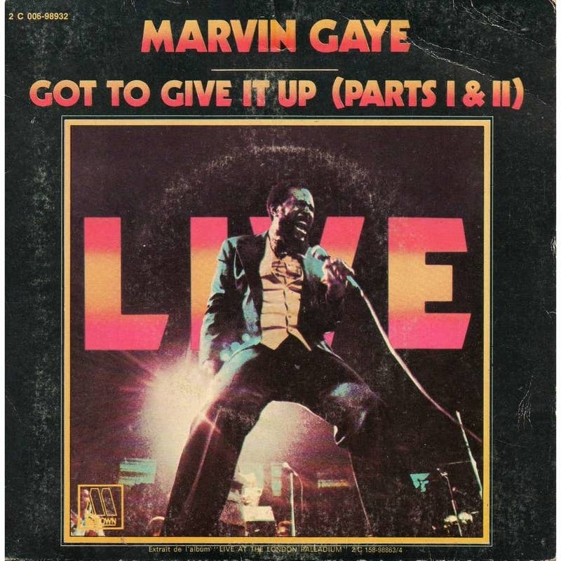 Date released: 1977Throwback level: 🕰🕰🕰🕰🕰/5Why it's dope: While a true blassic (black classic), Marvin Gaye was actually under immense pressure to actually make a disco track in the first place, and what he came up with was complete and utter magic. The original version of this song is over 11 minutes of dance material you and your parents can get down to.