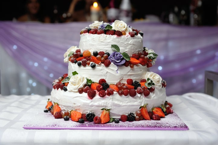 This Wedding Cake Quiz Will Give You An Anniversary Milestone To Celebrate
