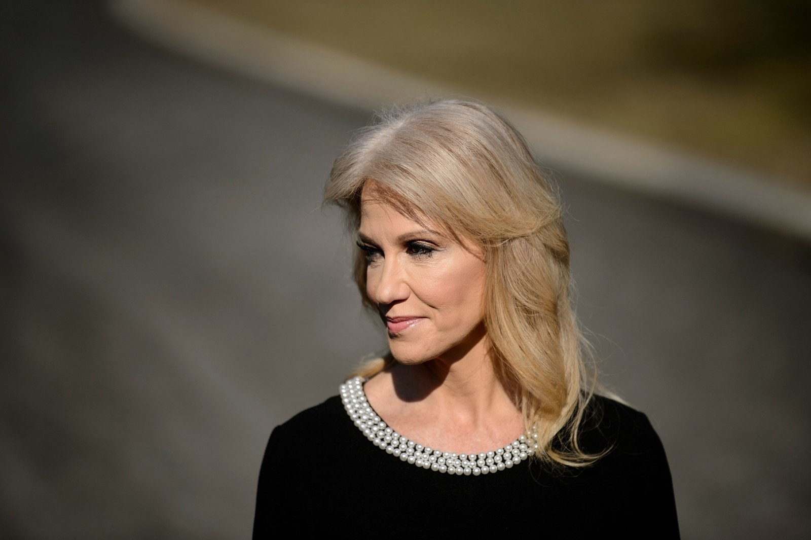 Kellyanne Conway Says She Was Assaulted At A Maryland Restaurant