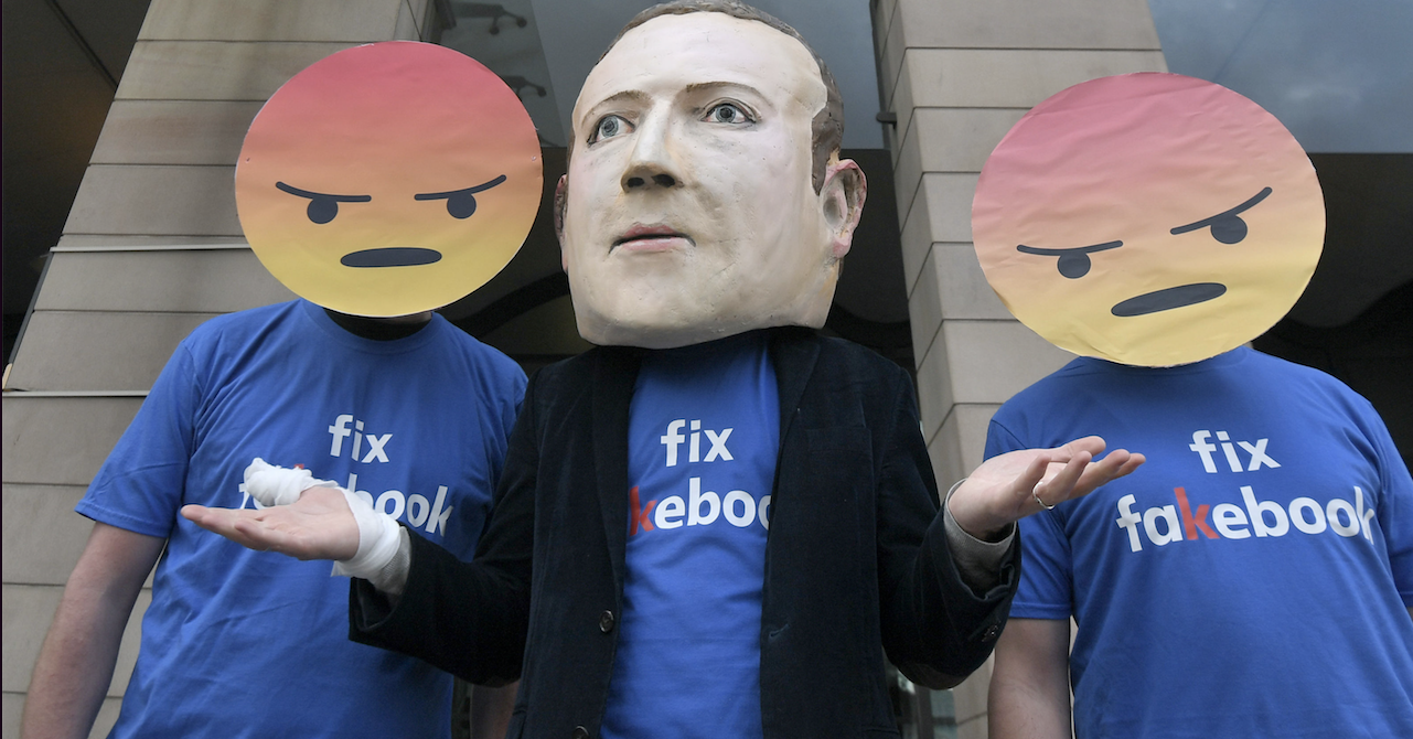 Opinion: Fact-Checking Facebook Was Like Playing A Doomed Game Of Whack-A-Mole