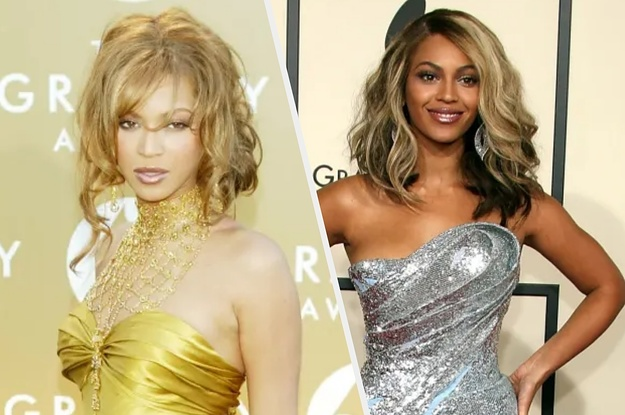 Todo lo que Beyoncé se ha puesto en los Grammy