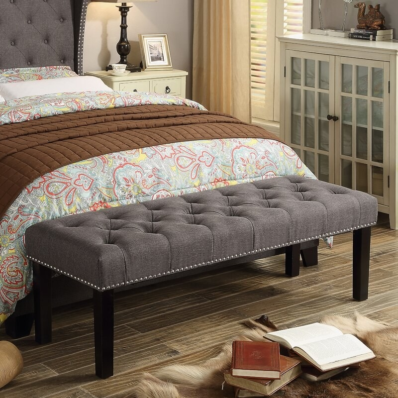 """Promising review: """"Absolutely love! Looks just like the picture. Great quality. Bought this to go in front of my king size bed, and it fits perfectly."""" —KaylaPrice: $111.16+ (originally $399.99+, available in three colors and two sizes)"""