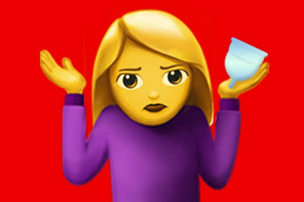 The New Blood Emoji Is To Help Normalize Periods And All We
