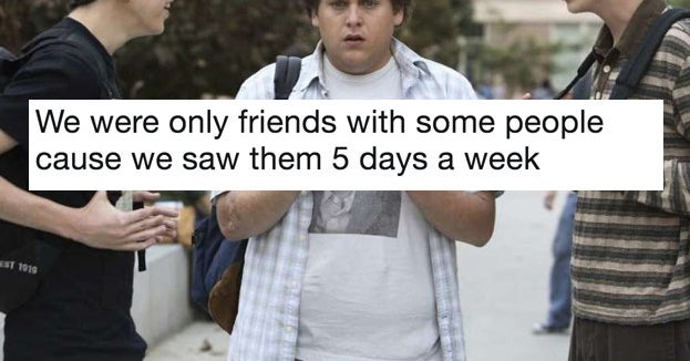 21 People Tweeted Their Unpopular Opinions About High School And Some Made Really Good Points