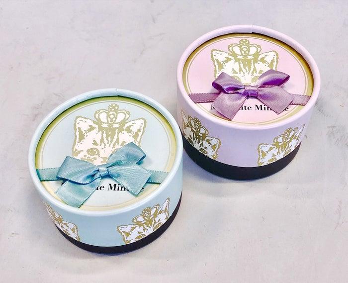 小物入れ風のパッケージが可愛い「ミネットクロンヌ」。価格は税込540円です! 安い!