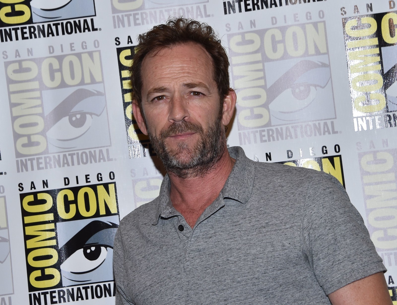 On Wednesday, Luke Perry was  hospitalized  after suffering a stroke in his California home.