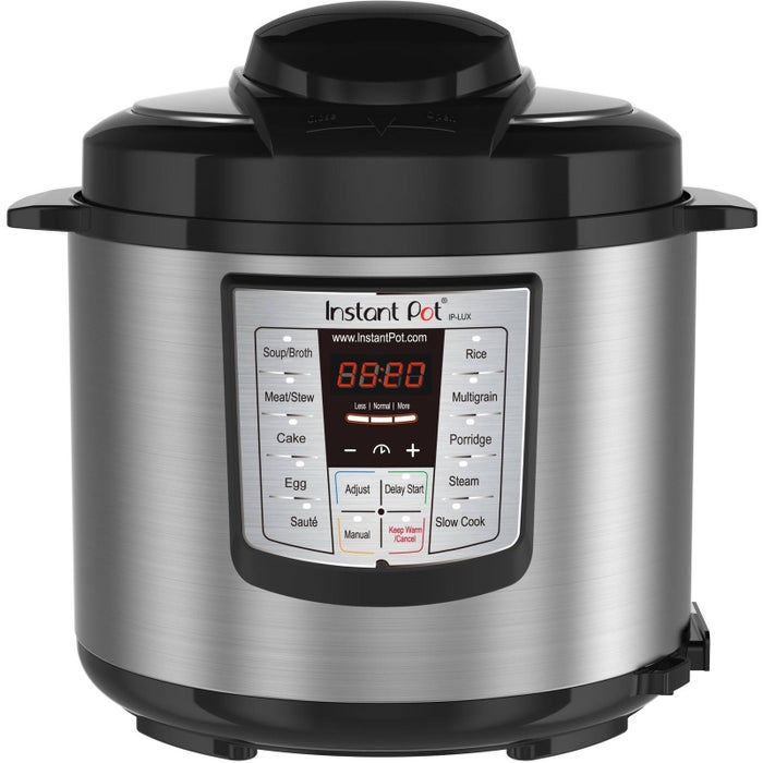 """Price: $69 ($30 off the list price)To learn more about this widely-loved cooker, check out """"I Tried The Instant Pot That Everyone's Obsessed With""""."""