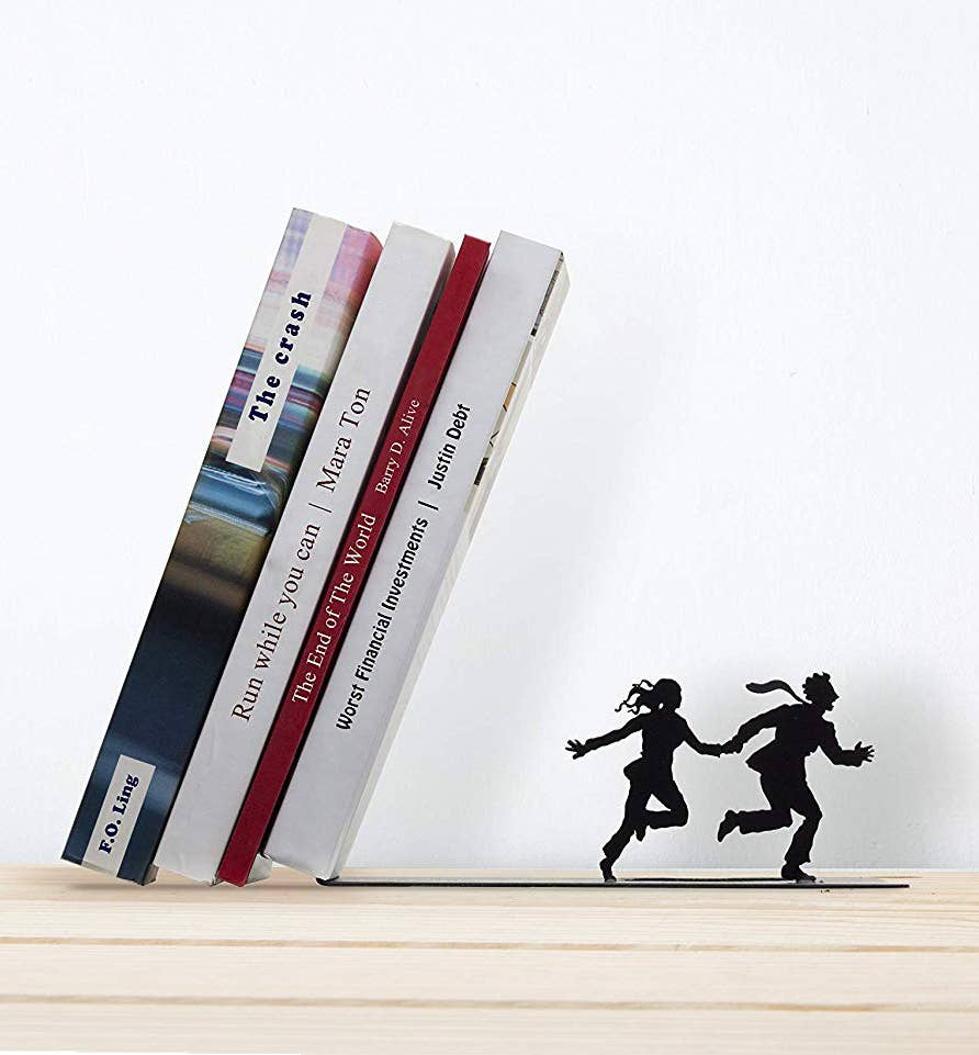 31 Amazing Bookends You Ll Want To Add To Your Shelf Immediately