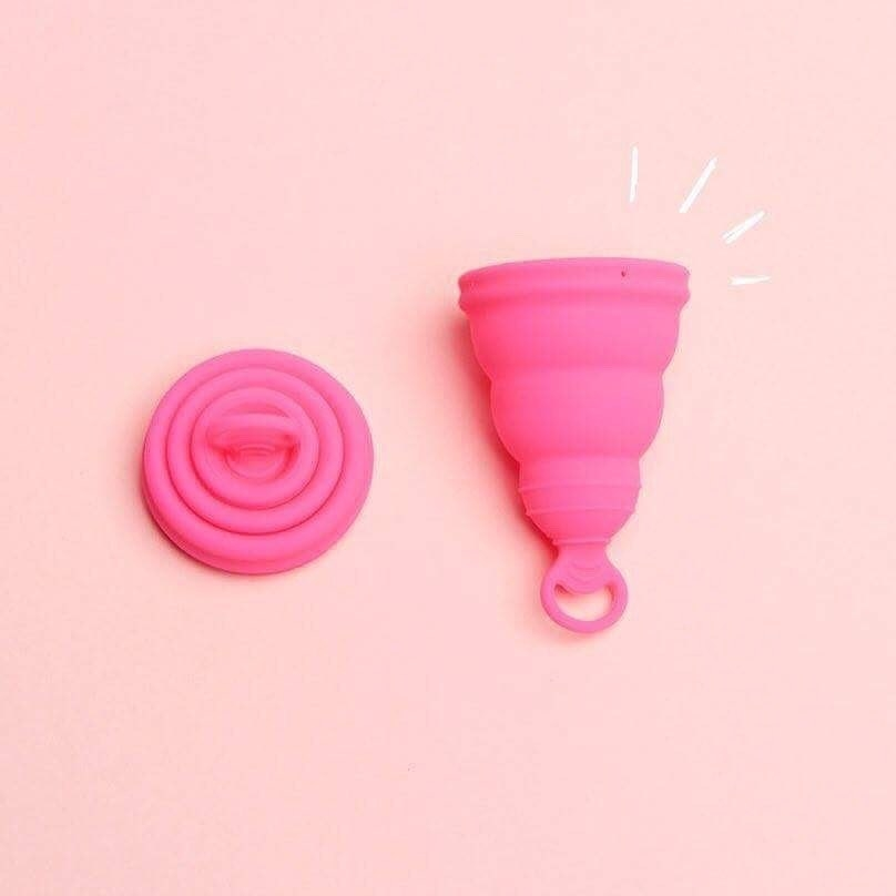The menstrual cup
