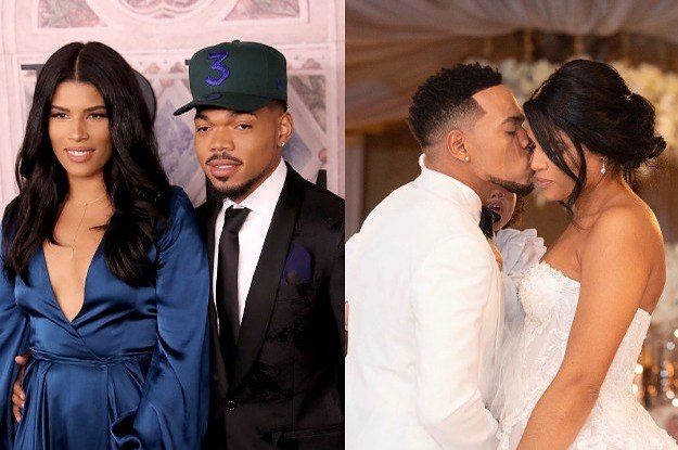 Chance The Rapper And Kirsten Corley Got Married Over The Weekend