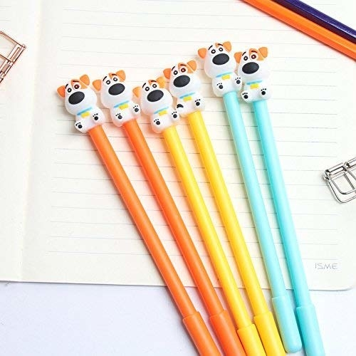 Click through to see other cute pen styles like llamas, flowers, owls, and ice cream. Get a pack of six from Amazon for $8.99.