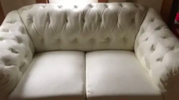 the same couch without the pen scribbles