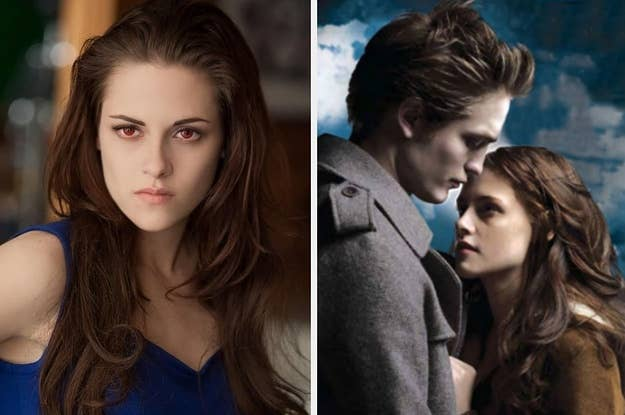 If You're Wondering How Edward Got Bella Pregnant In