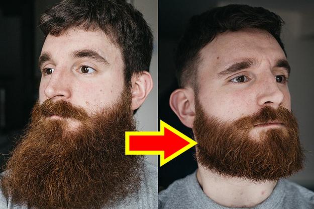 15 Umstylings, die beweisen, dass ein guter Bart wie Make-Up-Contouring ist