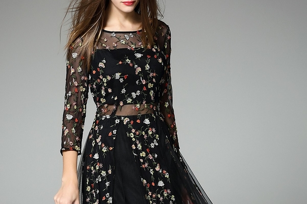 These Stunning And Cheap Dresses Are What To Wear To A Winter Wedding