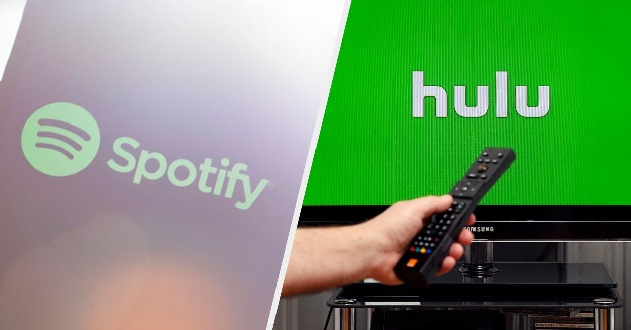 spotify premium subscribers can now get hulu with ads for free. Black Bedroom Furniture Sets. Home Design Ideas