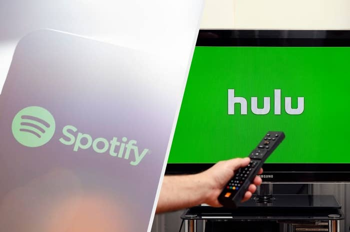 Spotify Premium Subscribers Can Now Get Hulu With Ads For Free