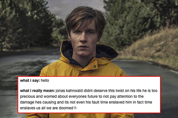 Tumblr Posts About Dark On Netflix