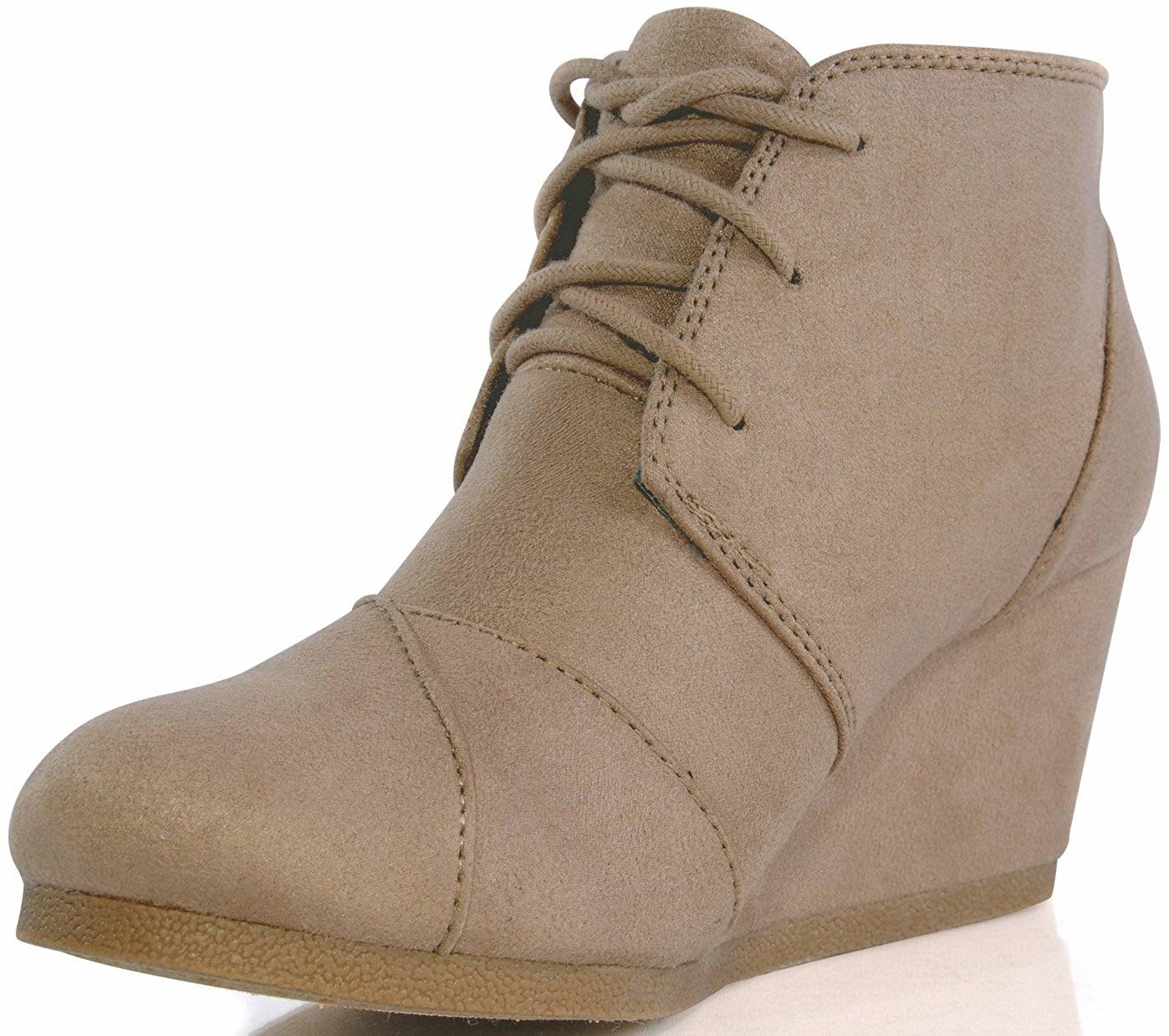 d1ceefc927d78 22 Ankle Boots You Can Get On Amazon That Are Totally Worth It
