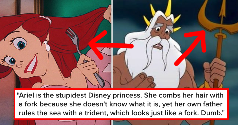 21 Infuriating Things From Disney Movies You Probably Won't Agree With