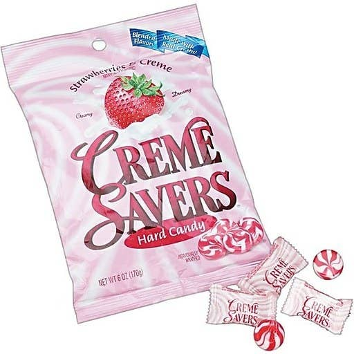 Okay, so, ORIGINAL Creme Savers might be extinct but people in Canada SWEAR by these alternatives. Ya gotta trust Canadians. Get them here.