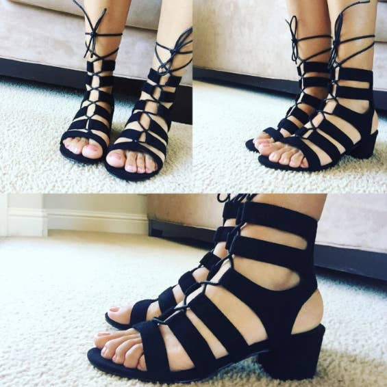047c21a1c75 30 Stylish Sandals From Amazon That You ll Actually Want To Wear