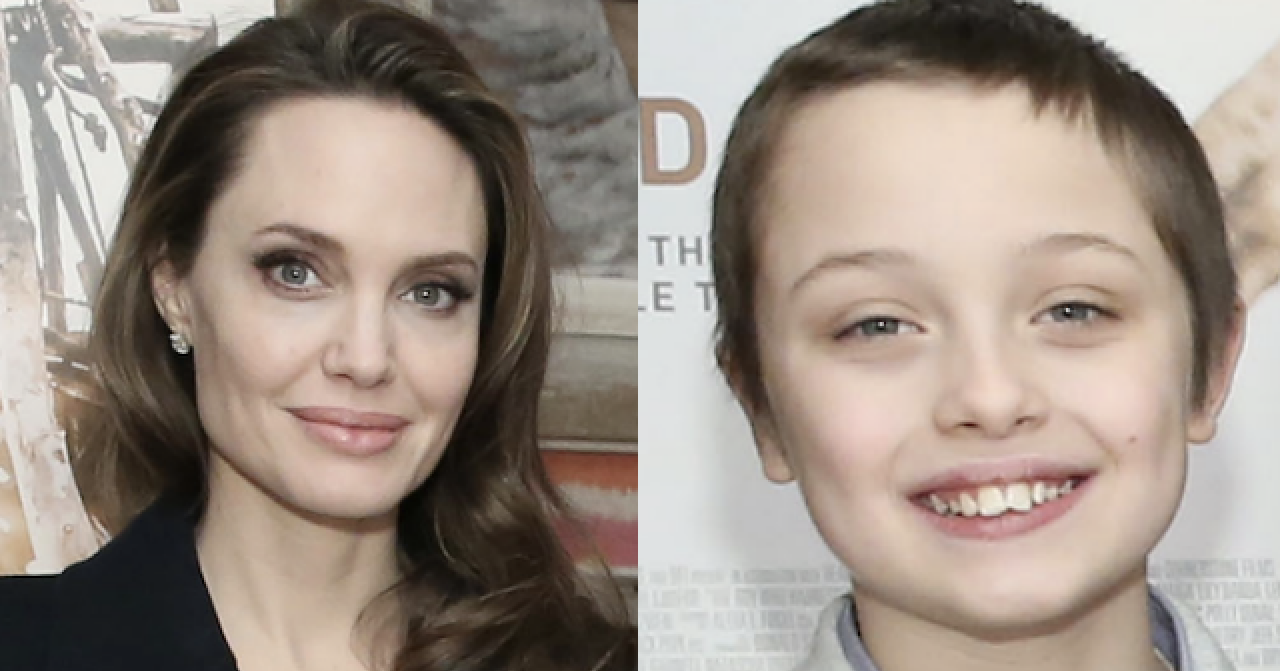 All Six Of Angelina Jolie And Brad Pitt's Kids Are In The Double Digits And They Are The Definition Of Classy Hollywood