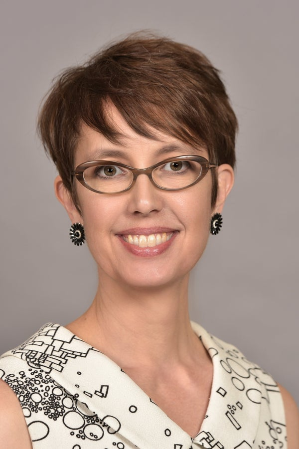 Heidi Swank, a member of the Nevada Assembly, founded the No Means No, Ruben PAC.