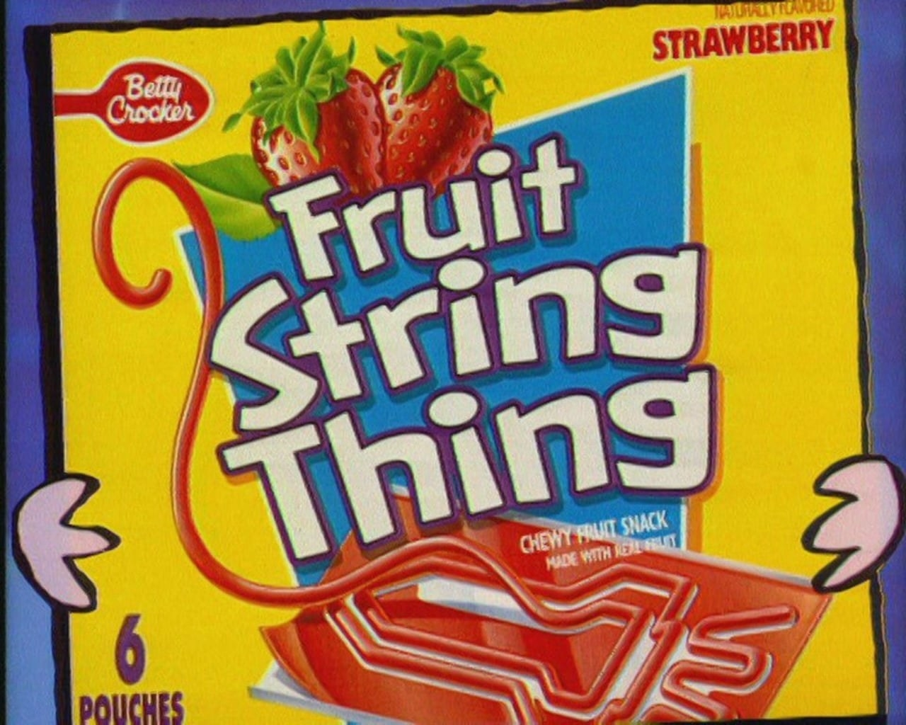 Everyone's favorite fruit snack that is impossible to get out of your teeth is available on Amazon.