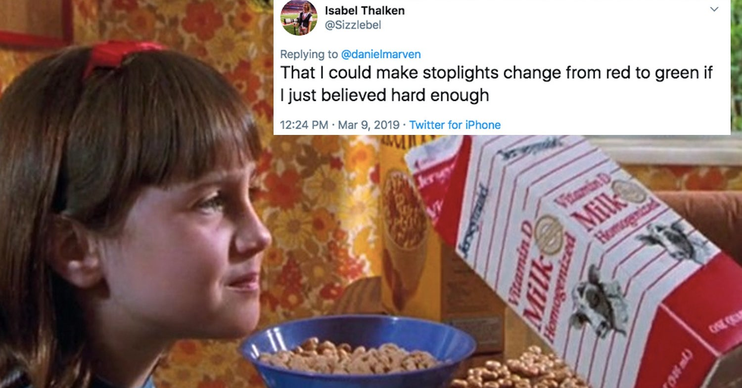 21 Wonderfully Innocent Things People Believed As Children That Are Guaranteed To Make You Giggle
