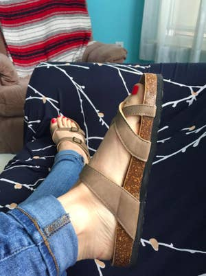 0a1c98f87a588 30 Stylish Sandals From Amazon That You'll Actually Want To Wear