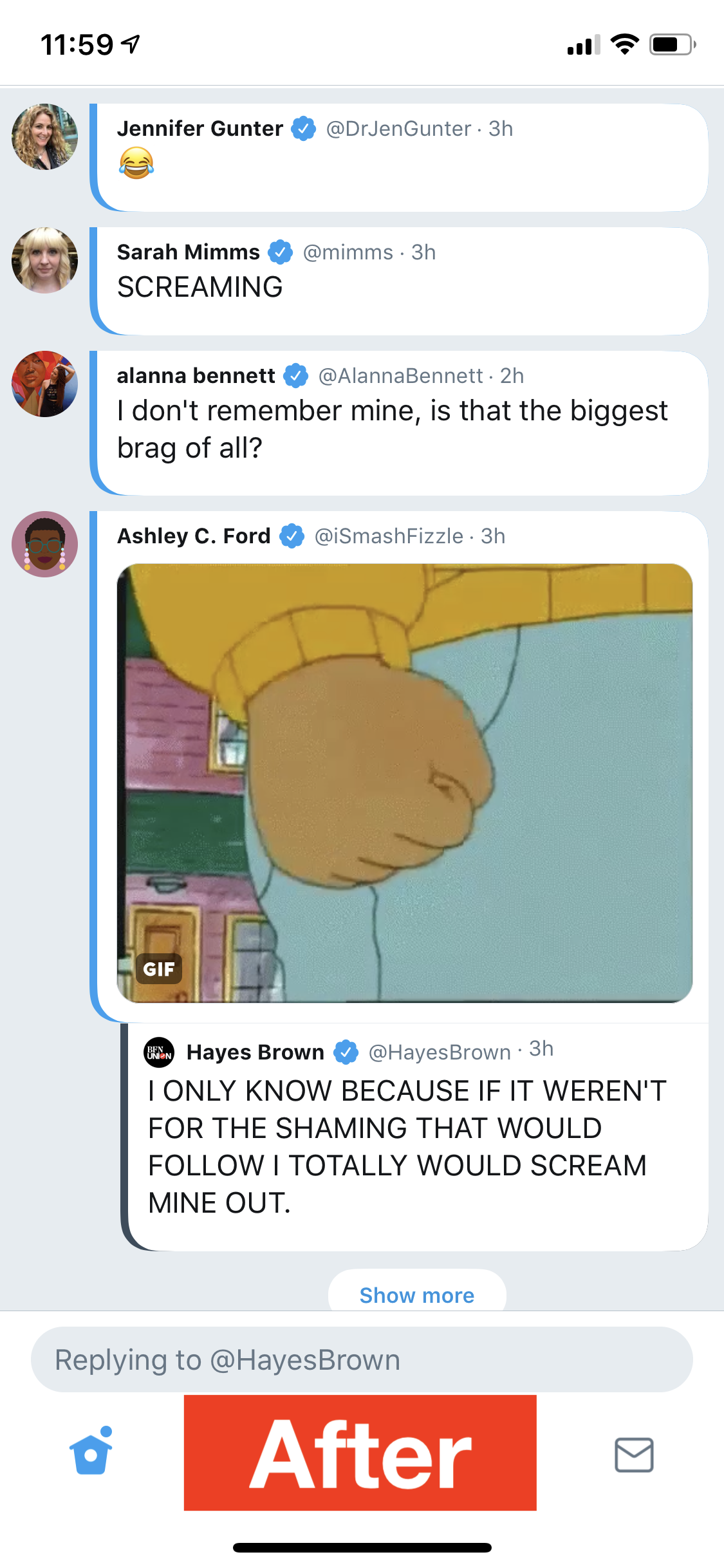 Twitter Is Testing A Redesigned Version Of Replies  Here's What It