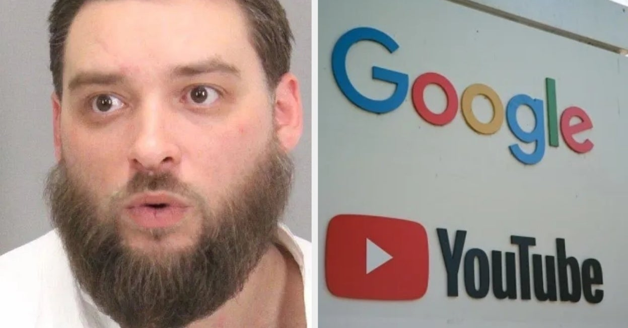 A YouTuber Was Arrested For Trying To Confront Google After His Account Was Taken Down. His Wife Actually Deleted It.