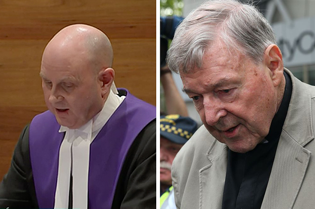 George Pell Has Been Sentenced To Six Years In Prison