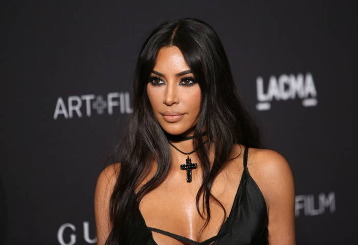 0293f2ebda642 It s no secret that Kim Kardashian West has been vocal in the past about  her views on criminal justice and prison reform in the United States.