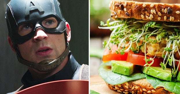 Make A Sandwich And We'll Reveal Which Avenger You're Most Like