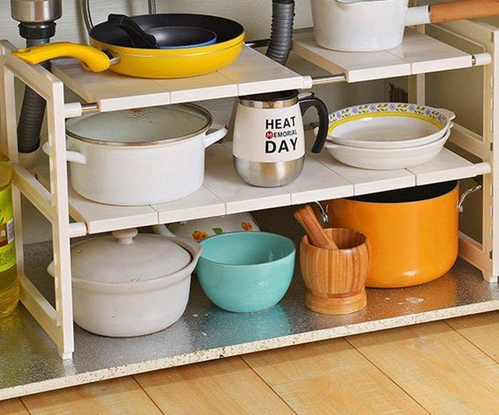 24 Things That'll Make You Want To Reorganize Your Whole Darn Kitchen